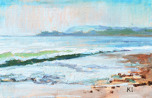 Capistrano Beach Painting