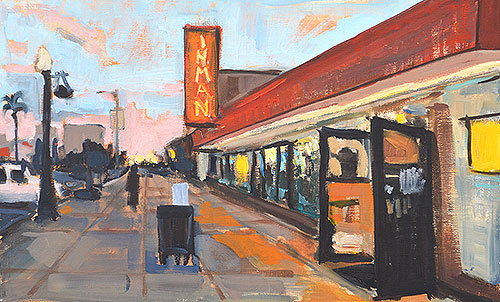 Hillcrest San Diego Painting