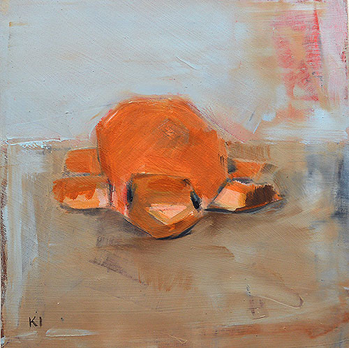 Turtle Bread Boudin Bakery Still Life Painting Kevin Inman