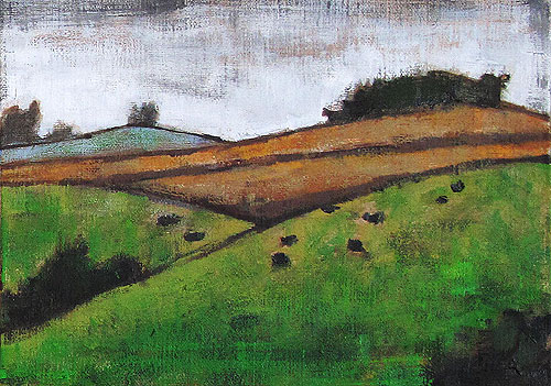 Virginia Landscape Painting