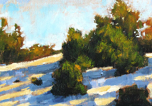 California Light, San Diego Landscape Painting