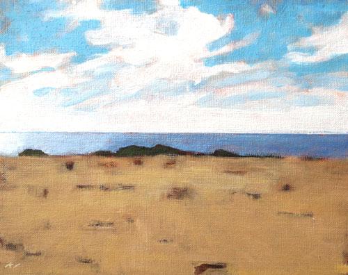 Torrey Pines Painting