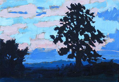 Virginia Landscape Painting
