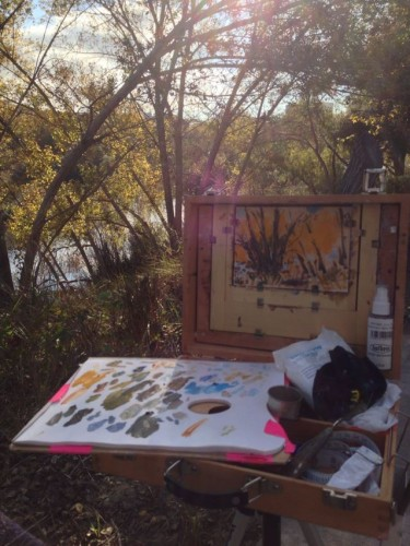 San Diego Plein Air Painting