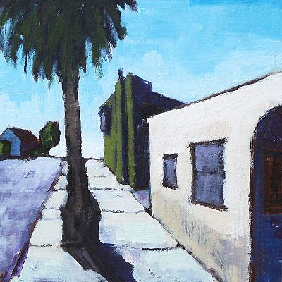 San Diego Urban Painting