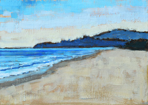 Monarch Beach Painting Dana Point