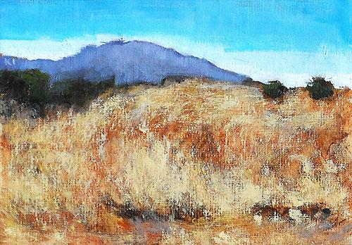 San Diego Landscape Painting