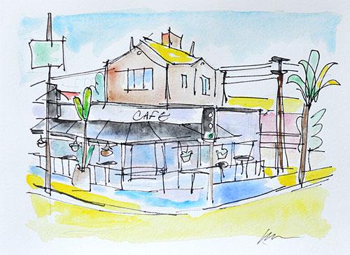 Kensington San Diego Painting