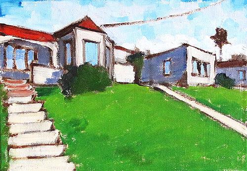 Hillcrest San Diego Painting