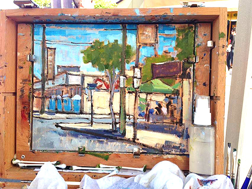 North Park San Diego Plein Air
