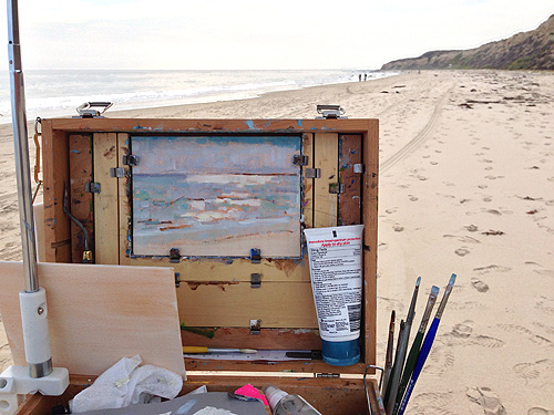Laguna Beach Painting