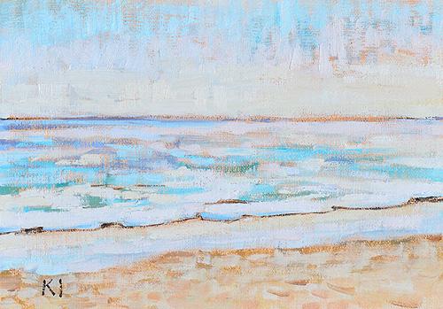 Laguna Beach Painting