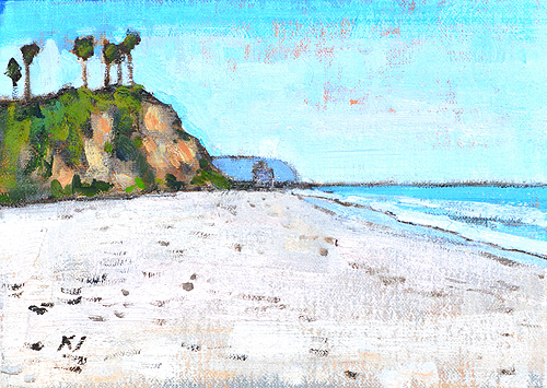Monarch Beach Painting Dana Point California