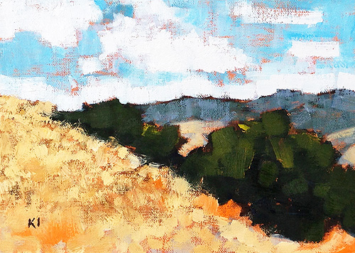 Orange County Landscape Painting