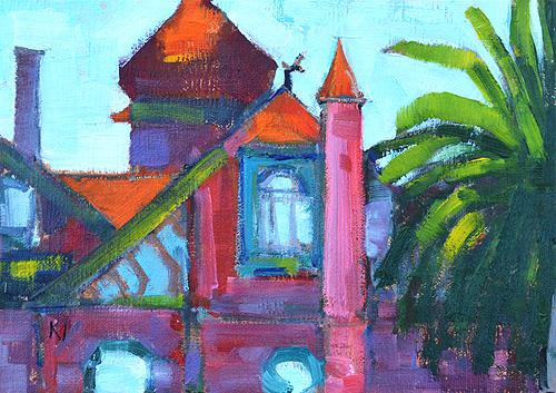 Villa Montezuma San Diego Victorian House Sherman Heights