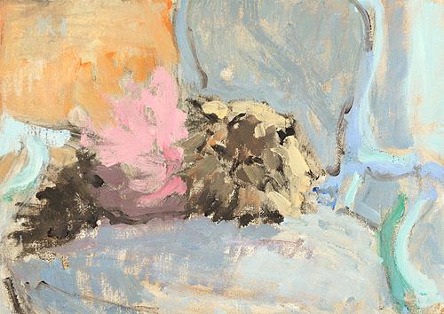 Cat in Tutu Painting