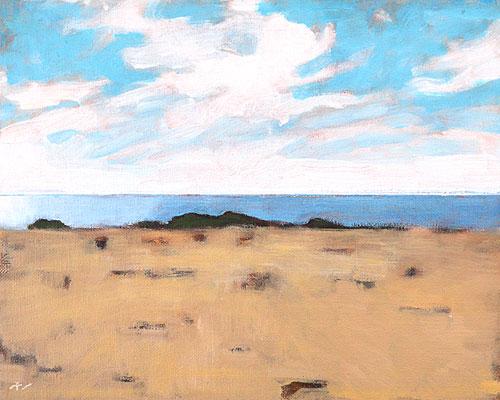 La Jolla Seascape Painting