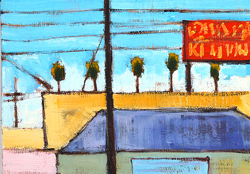 San Diego Art Hillcrest Painting