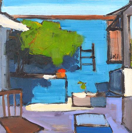 Patio Painting San Diego