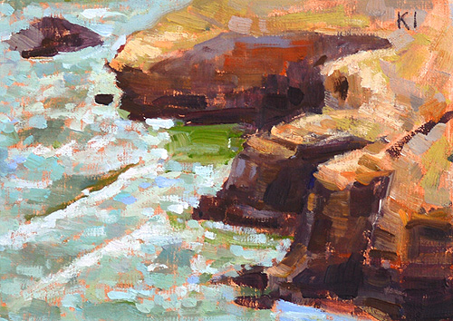 Cabrillo Painting San Diego