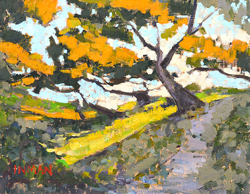 Torrey Pines Landscape Painting San Diego