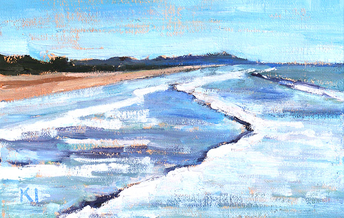 Pacific Beach Painting San Diego PB