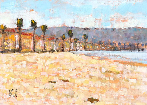 Pacific Beach Painting San Diego
