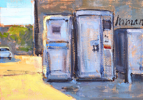 Porta Potty Painting San Diego