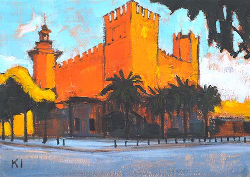 Castell dels 3 Dragons, Barcelona