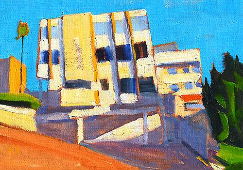 San Diego Hillcrest Modernism Architecture