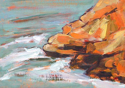 San Diego Plein Air Painting