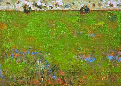 Boise Landscape Painting Kevin Inman