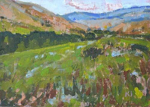 Boise Landscape Painting
