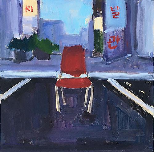 San Diego Painting