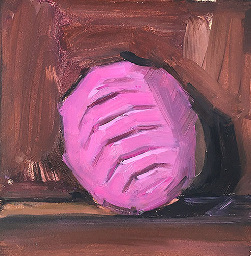Pan Dulce painting still life Kevin Inman
