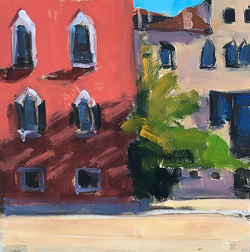 Venice Italy Painting by Kevin Inman