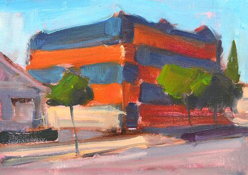 Termite Tent Adams Avenue San Diego