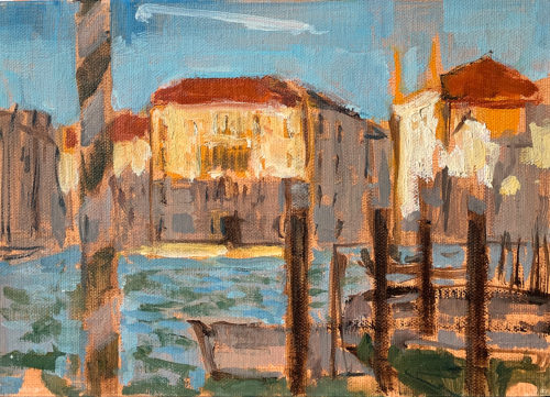 Grand Canal Venice Painting