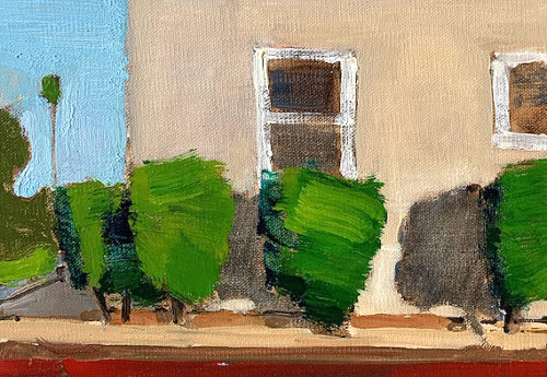 Bushes by Kevin Inman
